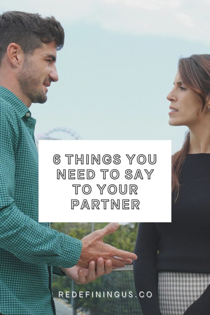 nice things to say to your spouse, things to say to your partner