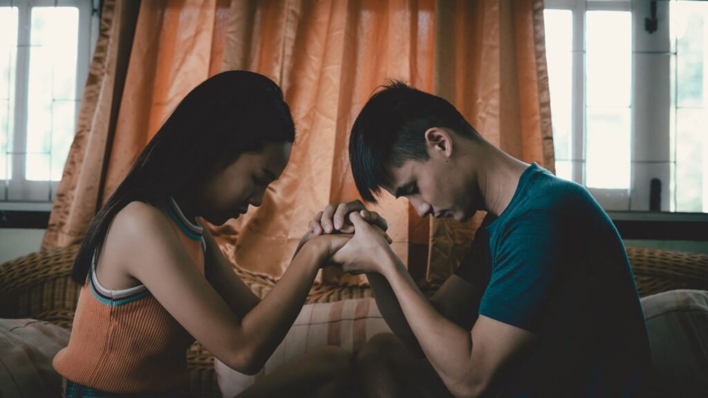 how to put god in the center of your relationship, christ-centered