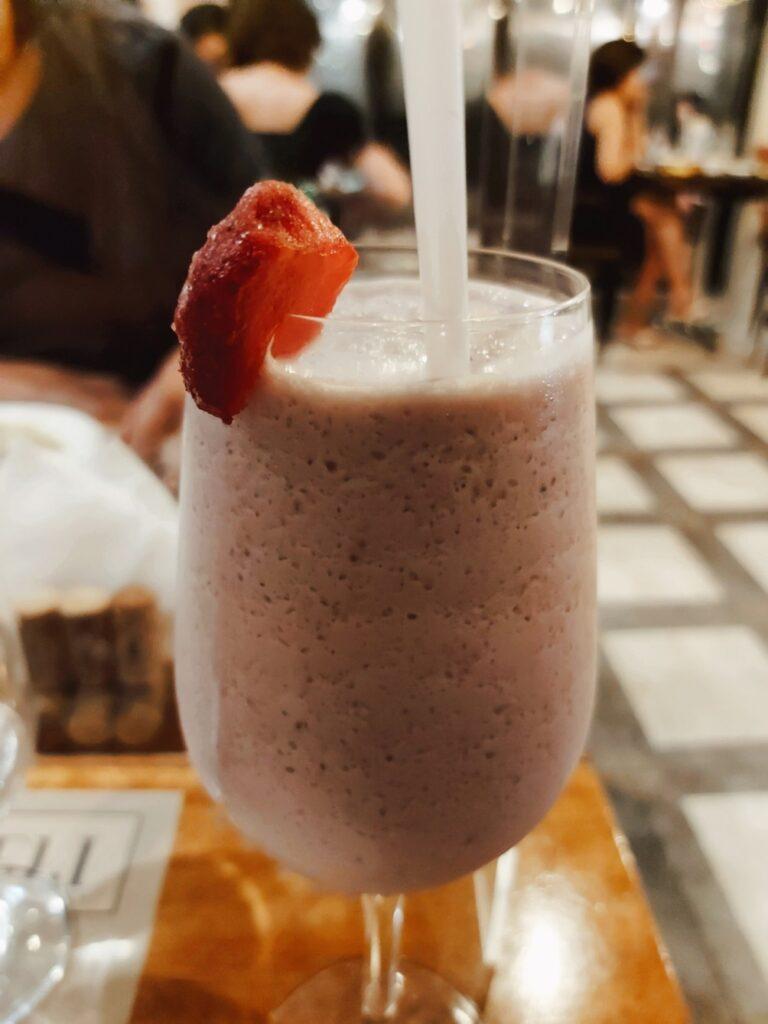 fino deli review marikina strawberry merlot wine milkshake