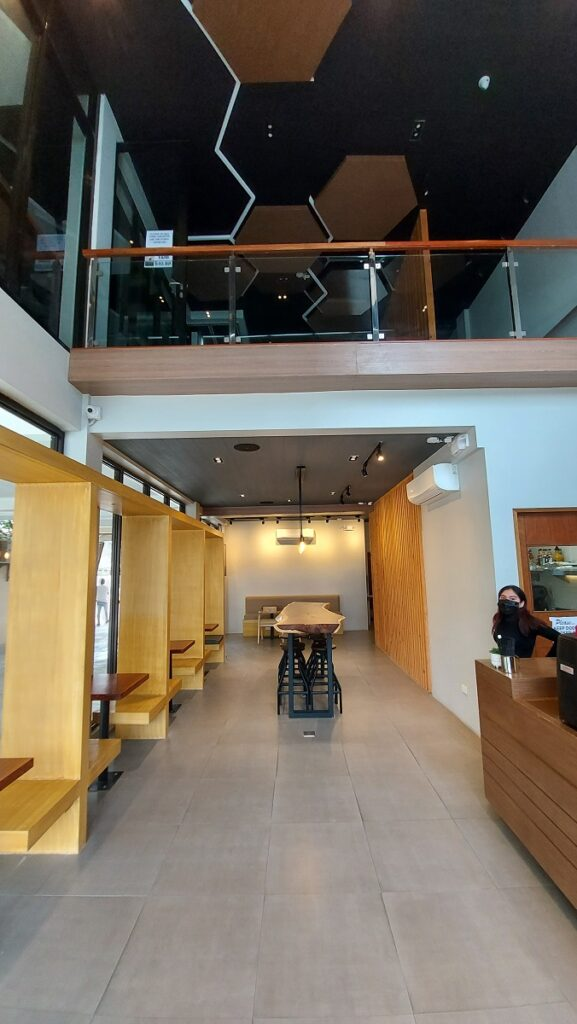 ghost coffee antipolo review instagrammable inside