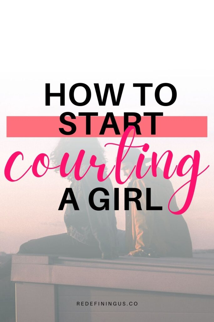 how to start courting a girl, paano simulan manligaw