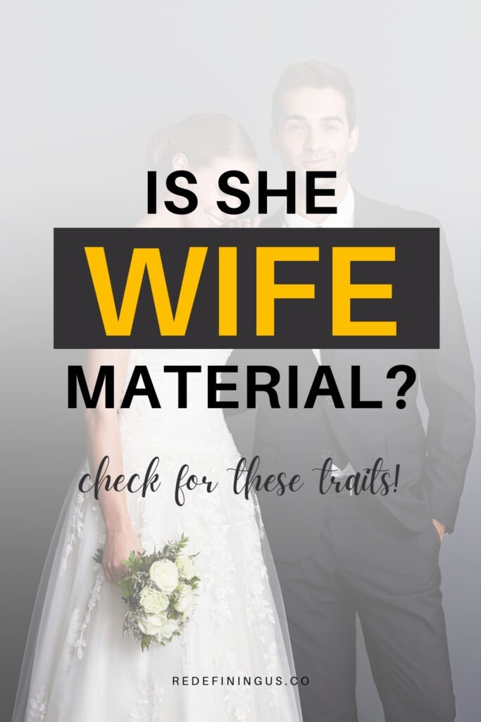two key qualities of a good wife material in the bible