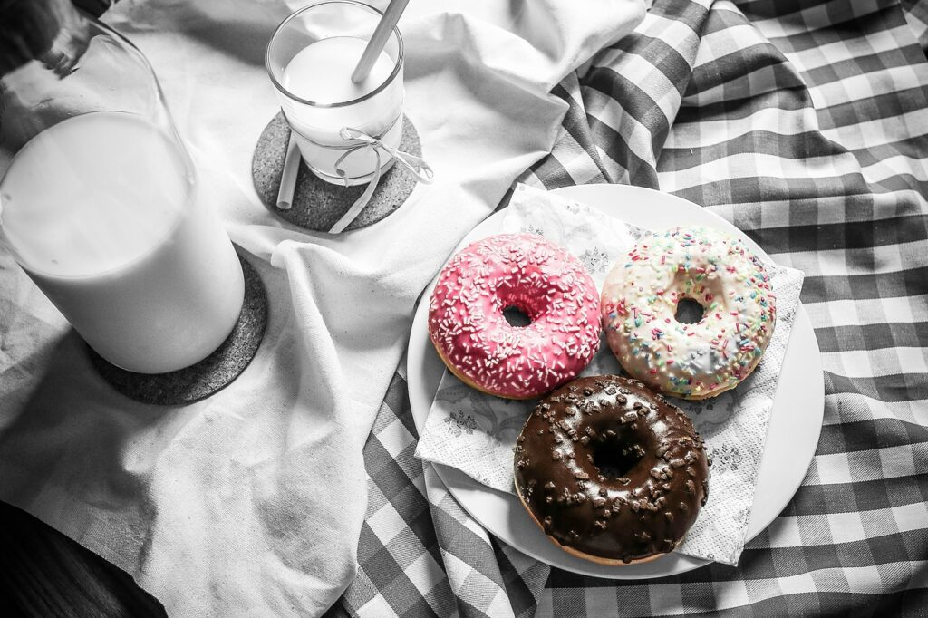 What Does Comfort in Comfort Food Really Mean, Doughnuts, Donuts